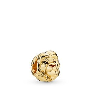 Gold Limited Edition Disney The Lion King Simba